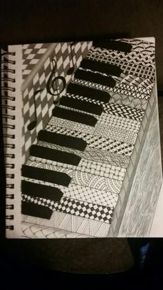 Tangled Piano