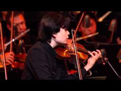 #Violin sensation Stefan Jackiw performing Mendelssohn with the YouTube Symphony Orchestra. Jackiw makes his Spivey Hall debut on Sun., 2/23/14, @ 3PM. Tickets: 678-466-4200.