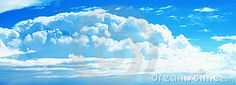 Sunny Blue Cloud Sky - Download From Over 31 Million High Quality Stock Photos, Images, Vectors. Sign up for FREE today. Image: 9540749