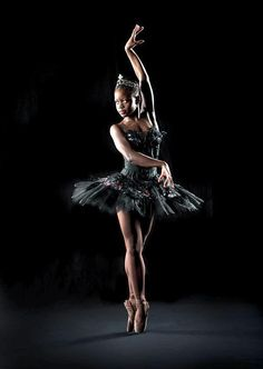 Michaela dancing the role of the Black Swan in Swan Lake for the Dance Theatre of Harlem When Michaela DePrince was a four-year-old orphan in war-ravaged Sierra Leone, she saw an elegant ballerina dancing en pointe on the cover of a magazine that had been tossed in the trash.  The photo of the dancer provided a glimpse into a world DePrince didn't know existed but immediately wanted to be a part of.  Despite tremendous odds, DePrince turned her dream into reality.  At 19, she now performs…