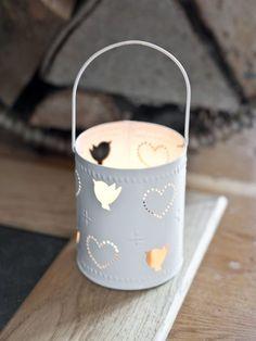 Bird Tealight Lanterns