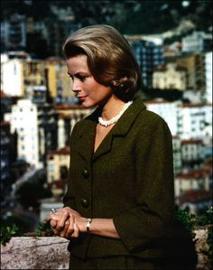 Grace Kelly - il guardaroba firmato Balenciaga