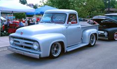 Ford Pickup | ... also great information and 1953 Ford Truck Parts at F100Central.com