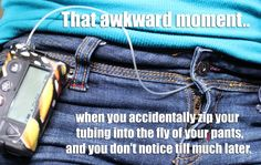 Type 1 Diabetes Memes - if only osh woudl wear jeans.
