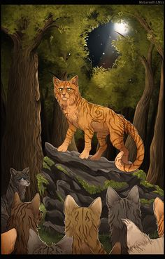 A Gathering for the Darkest Hour by MapleSpyder.deviantart.com on @DeviantArt