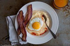 Bacon and Grits by Penny De Los Santos
