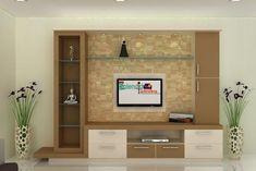 Tv units: modern by splendid interior & designers pvt.ltd ,modern Lcd Panel Design, Tv Unit Furniture, Wall Unit Designs, Living Room Partition Design, Tv Room Design, Living Room Design Modern, Living Room Tv Unit Designs, Living Room Designs, Living Room Tv