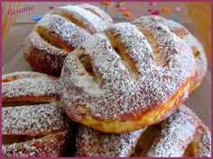 Jalousies aux pommes (5) Brioche Bread, Bread Bun, Croissants, Apple Crumble Pie, Tunisian Food, Biscuit Cake, Bread And Pastries, World Recipes, Panettone
