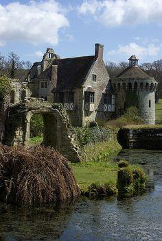 Scotney Castle ~ Kent, England