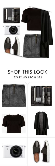 """""""•carpe diem•"""" by nonniekiss ❤ liked on Polyvore featuring Versus, Ted Baker, Nikon, fashiontrend and nonniekiss"""