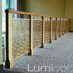 Lumicor - decorative resin panels