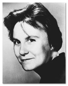 Harper Lee, b. April 28, 1926, in Monroeville, Alabama, she is best known for writing the Pulitzer Prize-winning best seller, To Kill A Mockingbird in 1959.  Shortly after, she helped fellow-writer, friend, Truman Capote write an article for The New Yorker which would later evolve into his non-fiction masterpiece, In Cold Blood.  To Kill A Mockingbird was Lee's one and only book.