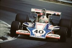 1978 Tony Trimmer, Melchester Racing McLaren M23, Ford Cosworth DFV 3.0 V8, Goodyear XXXI John Player British Grand Prix, Brands Hatch
