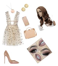 """""""Untitled #11"""" by ugnemiau on Polyvore featuring Christian Louboutin, Aspinal of London, MICHAEL Michael Kors, Kate Spade and Marc by Marc Jacobs"""