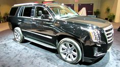 It's kind of meh looking but the customization they offer is fantastic. Sold. 2015 Cadillac Escalade - Exterior and Interior Walkaround