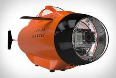 Te mostramos el vehículo no tripulado que se sumerge en el agua para tomar imágenes. Mirá las fotos, el video y contanos qué te pareció.