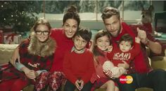 I fall in love every time I watch this Jcrew commercial.. What a beautiful and perfect family!