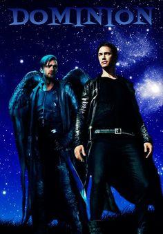 Archangel Gabriel &Archangel Michael #Dominion #SaveDominion