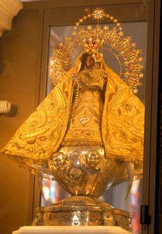 La Virgen de La Caridad del Cobre Our Lady of Charity - patron saint of Cuba  Feast day Sept 8th