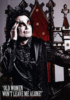 DANI-FILTH-Cradle-Of-Filth-PHOTO-Print-POSTER-Hammer-Of-The-Witches-Shirt-001