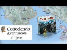 Conociendo Aventureros al Tren - YouTube
