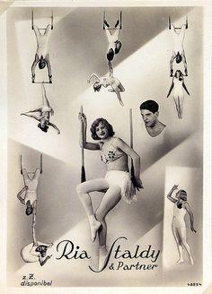 vaudeville burlesque   Vintage Vaudeville & Burlesque Images