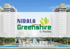 Nirala Greenshire, located at sector 2 Noida extension provides 2BHK, 3BHK and 4BHK apartments and has all modern features at a reasonable range.