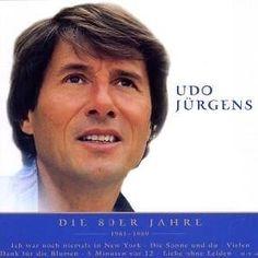 UDO JÜRGENS  NUR DAS BESTE -DIE 80ER  CD NEU BEST OF