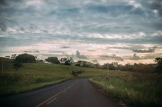 New free stock photo of road landscape clouds