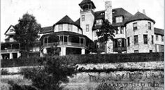 Bellvue Hotel near Gadsden, Alabama in 1912.