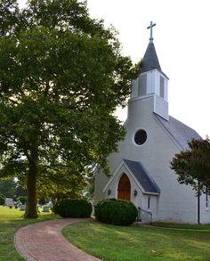 Trinity Episcopal Church, St. Mary's City, MD