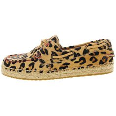 UGG - Women's Coris Calf Hair Espadrille - Leopard