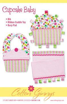 Cotton Ginny's Kids/Minkee Patterns