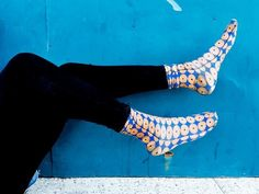 Ayodele Ankara Socks