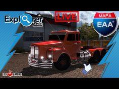 Live Euro Truck Simulator 2 Mapa EAA Scania 111