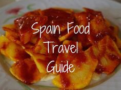Heading to Spain and wondering what to eat? This Spain Food Travel Guide will point you in the right direction to find amazing food and wine in Spain.
