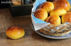 Panelaterapia | Pãozinho de Cenoura | http://panelaterapia.com