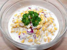 Majonézes kukoricasaláta recept