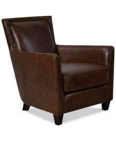 Bradano Leather Chair