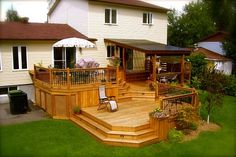 deck plans and designs   Decks And Patios Designs