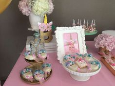 Unicorn Birthday Party Ideas | Photo 2 of 36