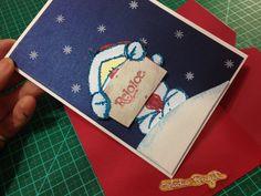 Cartão de Natal #1- Arte do Dia - Estúdio Brigit
