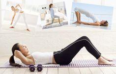 Diese Übungen bringen Bauch, Beine und Po in Form!   http://www.gofeminin.de/sport/bauch-beine-po-d53436.html  #bbp #fitness