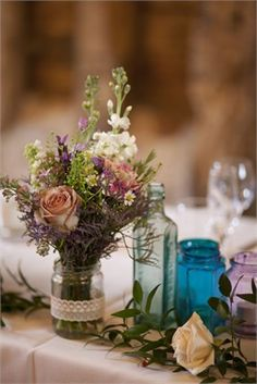 Country Garden Wedding - The Flower Mill