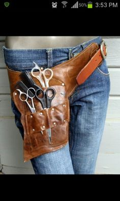 I want this stylist holster