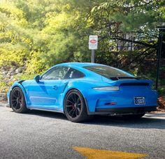 Porsche GT3 RS wingless