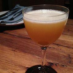 Bar Agricole: San Francisco Brown Derby Cocktail
