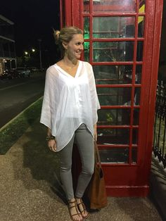 C.Style Blog: What I Wore: Oxford