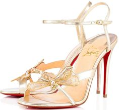 Christian Louboutin Bat Bat on the lookout for limited offer,no tax and free shipping.#shoes #womenstyle #heels #womenheels #womenshoes  #fashionheels #redheels #louboutin #louboutinheels #christanlouboutinshoes #louboutinworld