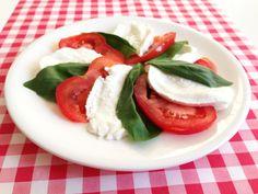 Salade Caprese | Het lekkerste recept vind je op AllesOverItaliaansEten